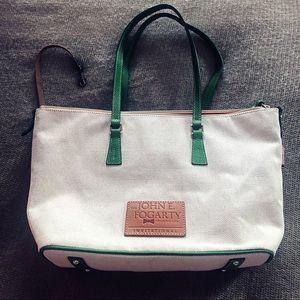 Dooney & Bourke Canvas Tote Bag